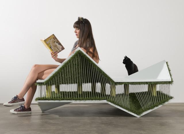 15 maisons d 39 architecte pour chats for Maison chat design