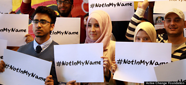 Meet The Young British Muslims Rejecting ISIS With Their #NotInMyName Campaign