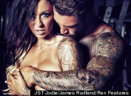 Jodie Marsh Strips Naked In The Name Of Self-Promotion. Standard.