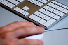 Clavier d'ordinateur | Image: PA