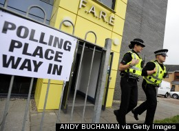 HUFFPOLLSTER: It's Election Day! (In Scotland)