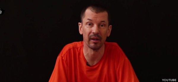 ISIS DIFUNDE NUEVO VIDEO CON OTRO PERIODISTA CAUTIVO