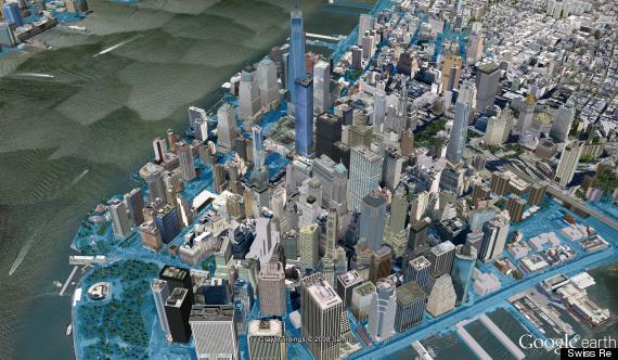 1821 flooding scenario