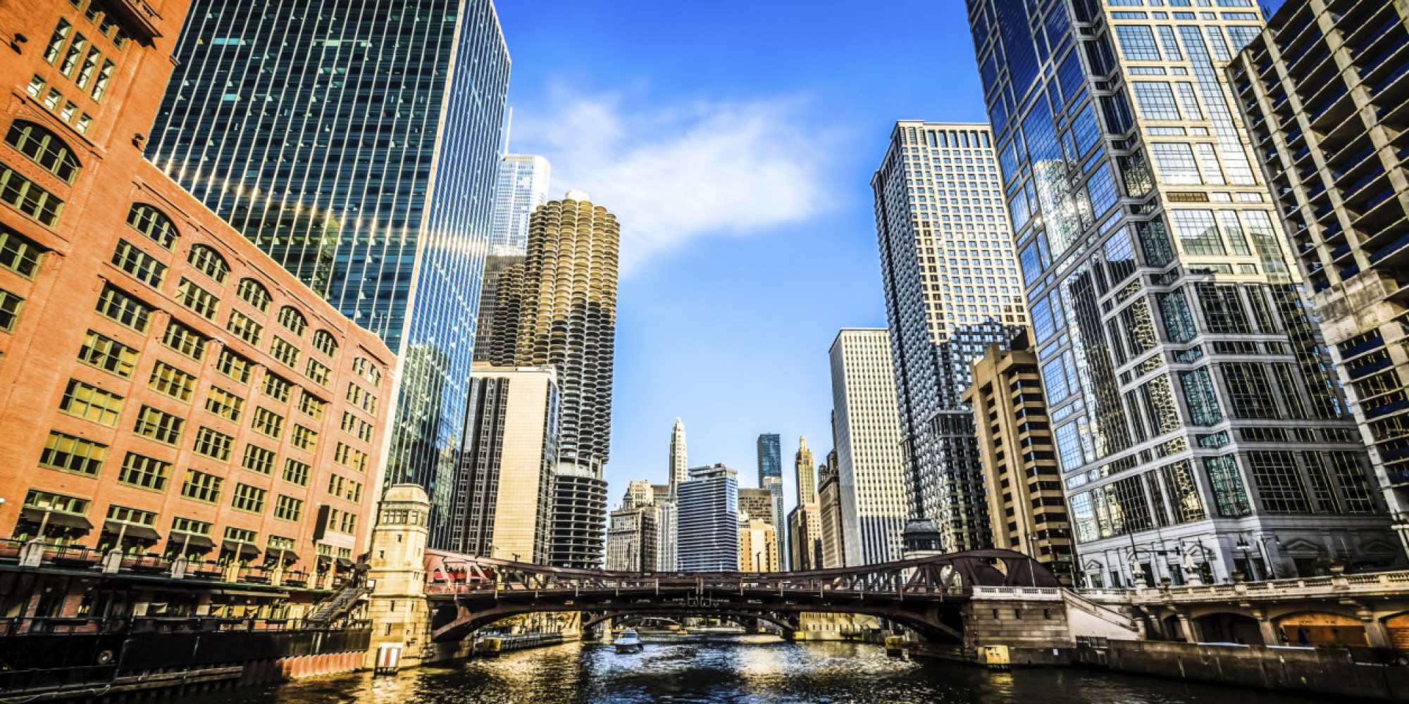 chicago big city big fun huffpost