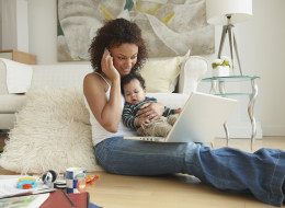 The 10 Best Companies That Support Working Parents