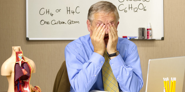 Teachers Who Leave The Classroom Seem To Be A Lot Happier At Their ...