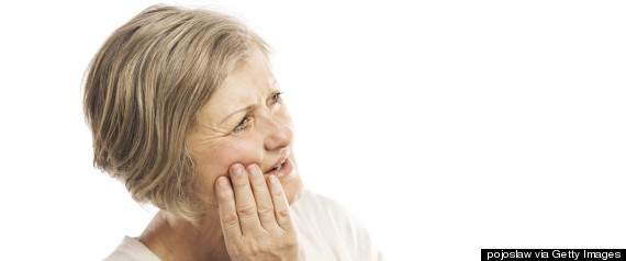 mature tooth pain