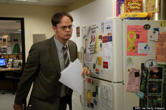 rainn wilson the office