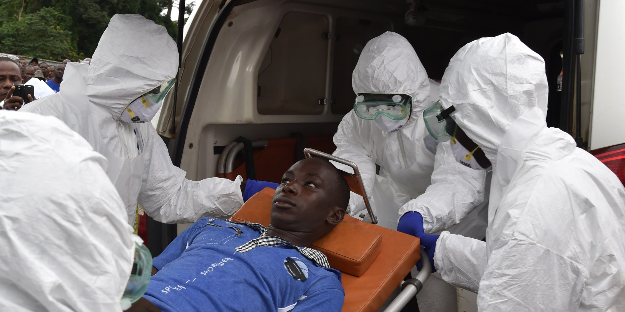 WHO Warns Of Growing Black Market For Blood Of Ebola ...