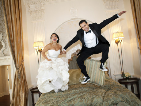 8 Things No One Tells You About Your Wedding Night
