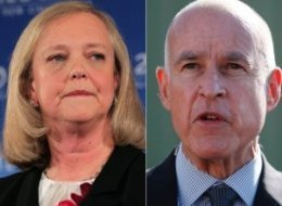 Meg Whitman Whore Jerry Brown