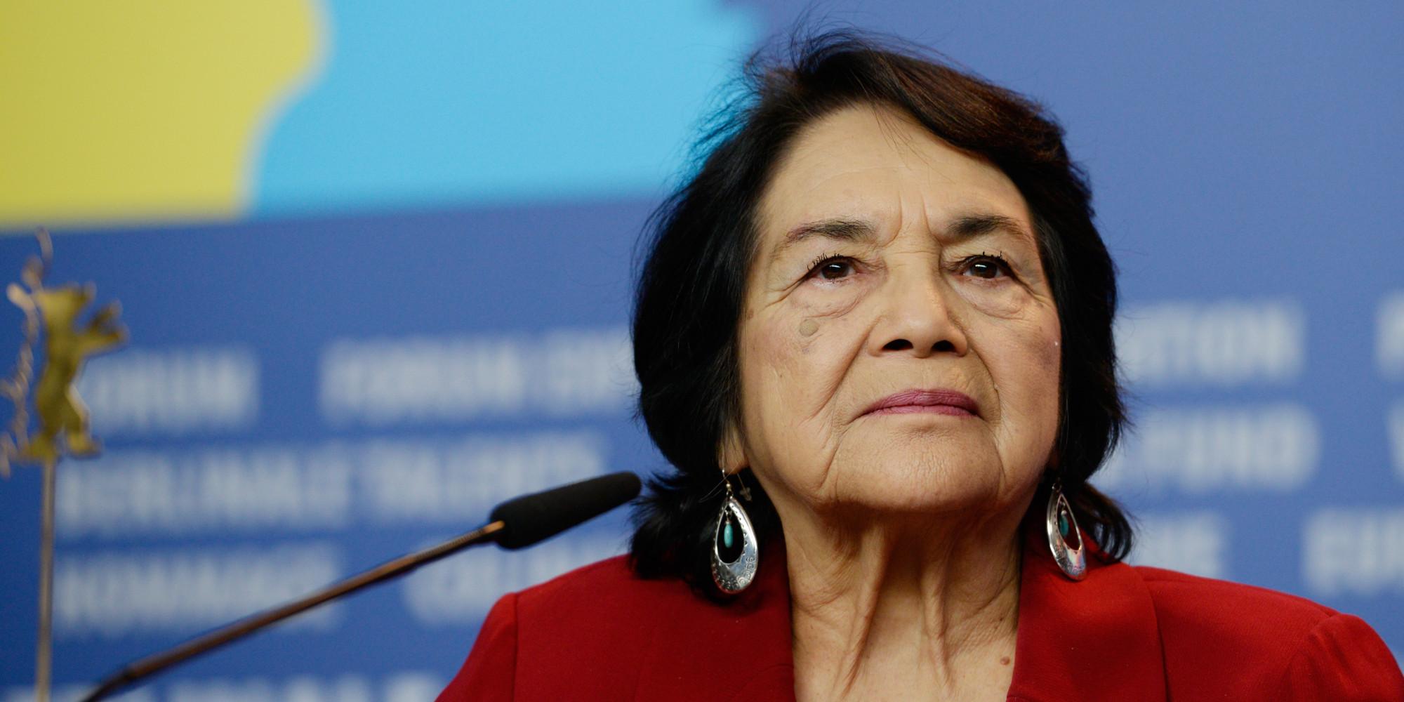 Social activist Dolores Huerta to visit Notre Dame