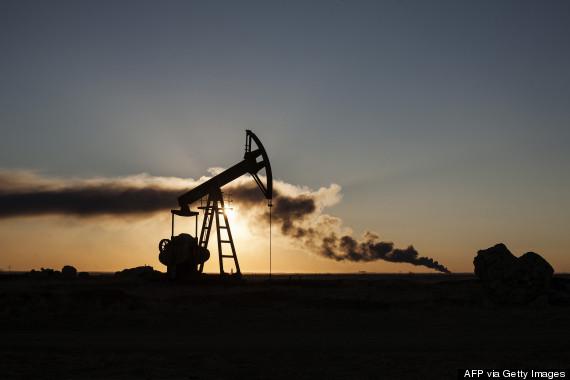 syria oil fields
