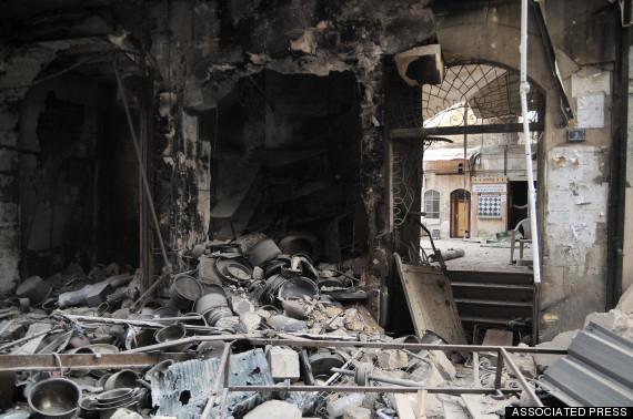 syria antiquities