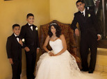 Single Mom Refuses To Let Cancer Get In The Way Of Her Dream 'Wedding'