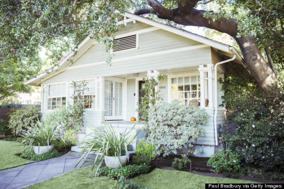 5 truths only old house lovers understand huffpost for Modern vintage home exterior