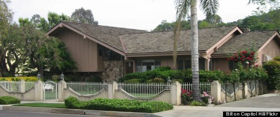 Brady Bunch House Today