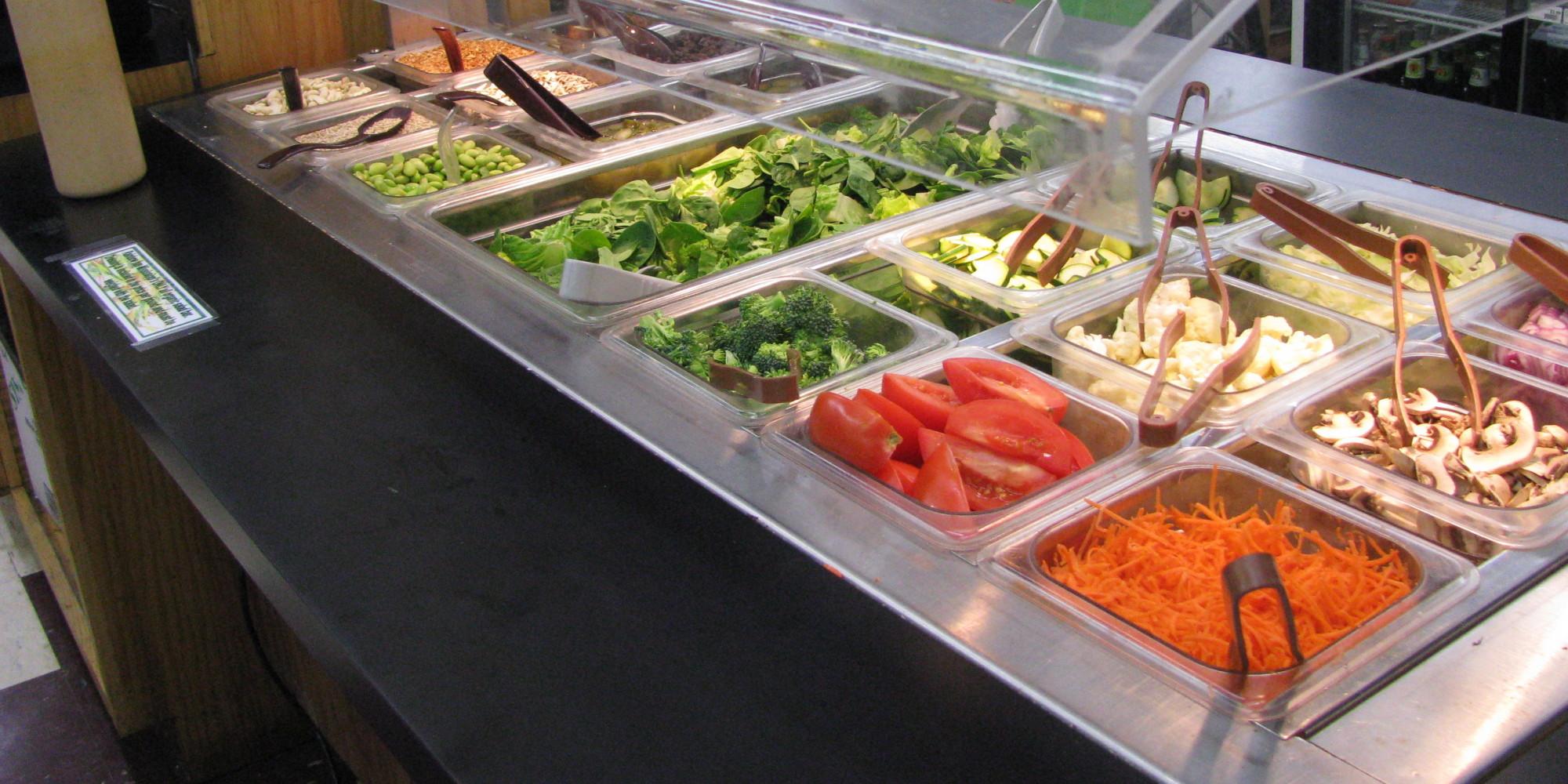 Whole Foods Hot Food Bar Breakfast