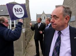 Écosse: les électeurs ont été «escroqués» par Londres, selon Alex Salmond