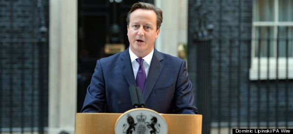 How The PM Will Tackle The Awkward Issue Of Constitutional Change