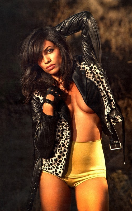 Sexy pictures of rosario dawson