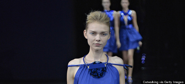 Are These 'Unhealthily Thin' Models A Step Backwards For Fashion?