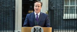 David Cameron Scotland Speech