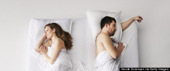 sex life suffering