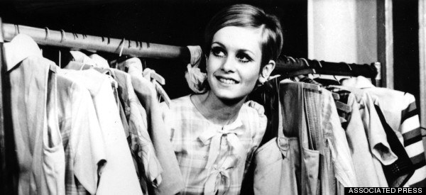 Celebrate Twiggy's Birthday With These Rare, Vintage Snaps