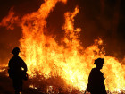 Man Faces Arson Charge For Wildfire Still Burning In California