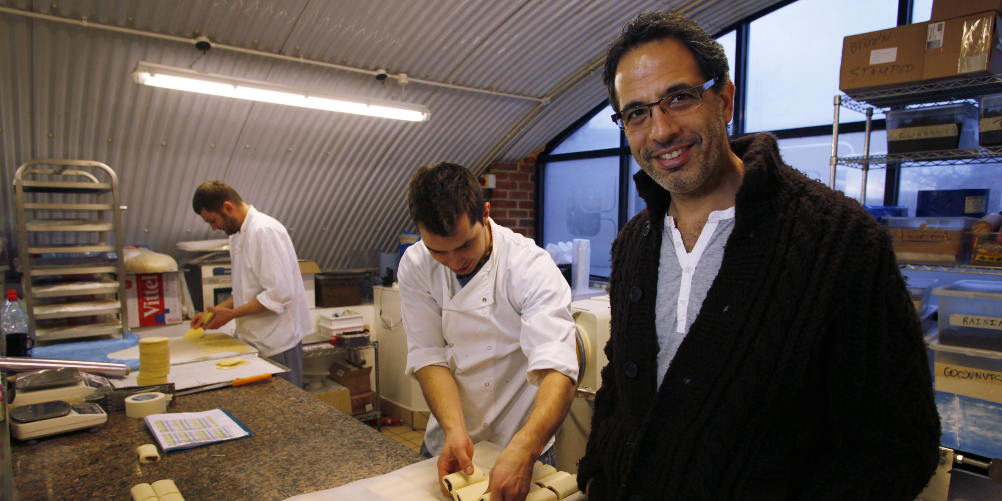 Ottolenghi: Yotam Ottolenghi On Middle Eastern Food, Downtime And His