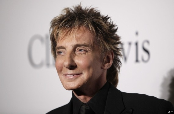 r BARRY MANILOW large570 Melanie also says that she changes her hair colour with each film she does ...