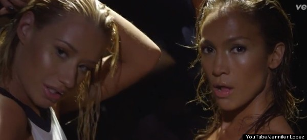 Is J-Lo And Iggy's Music Video Too Sexy?
