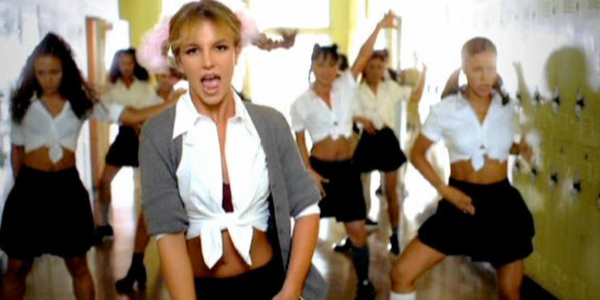 Britney Spears Baby One More Time Baby One More Time