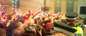 Glasgow Trouble