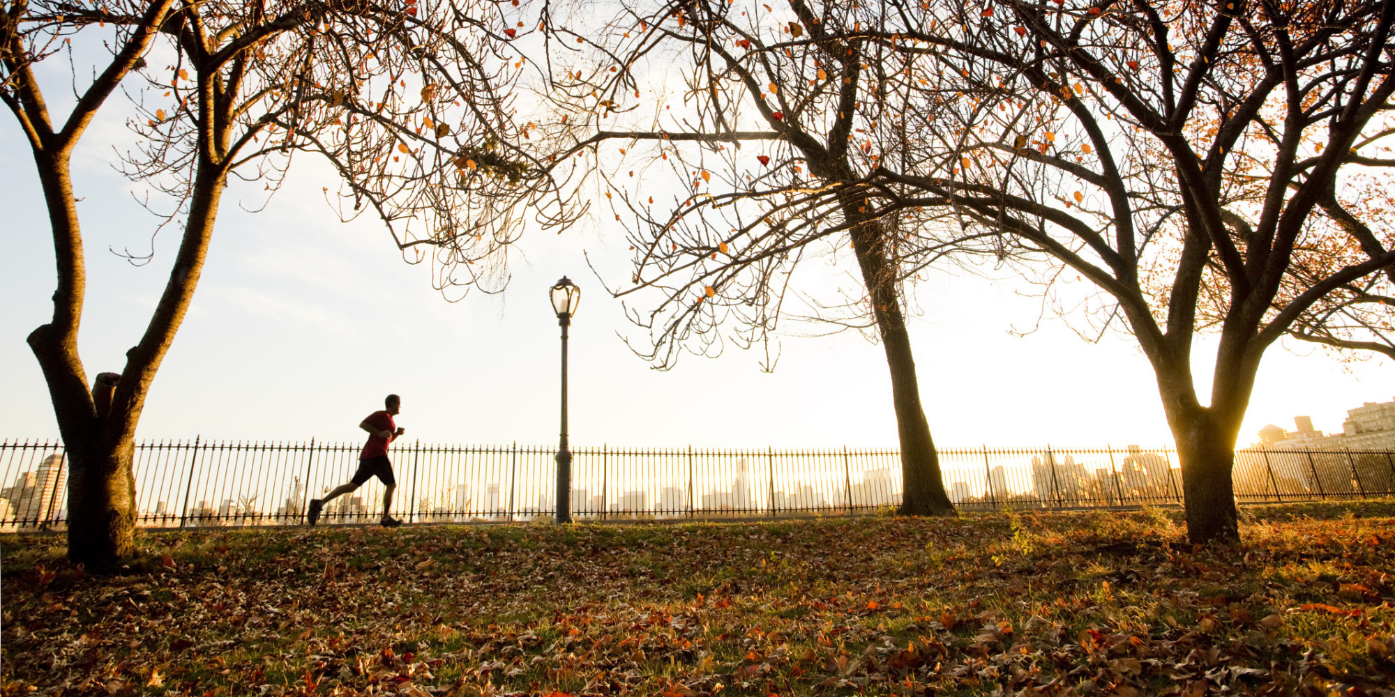 6 reasons to start working out outside huffpost