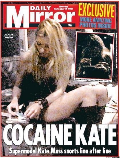 Kate Moss's Earnings Have Doubled Since Cocaine Scandal ...
