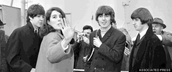 Eleanor Bron Beatles