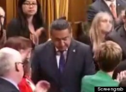 WATCH: MP's Powerful Speech On Murdered, Missing Aboriginal Women
