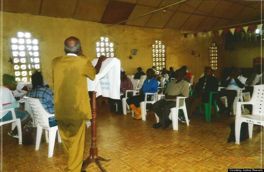 ebola baptist