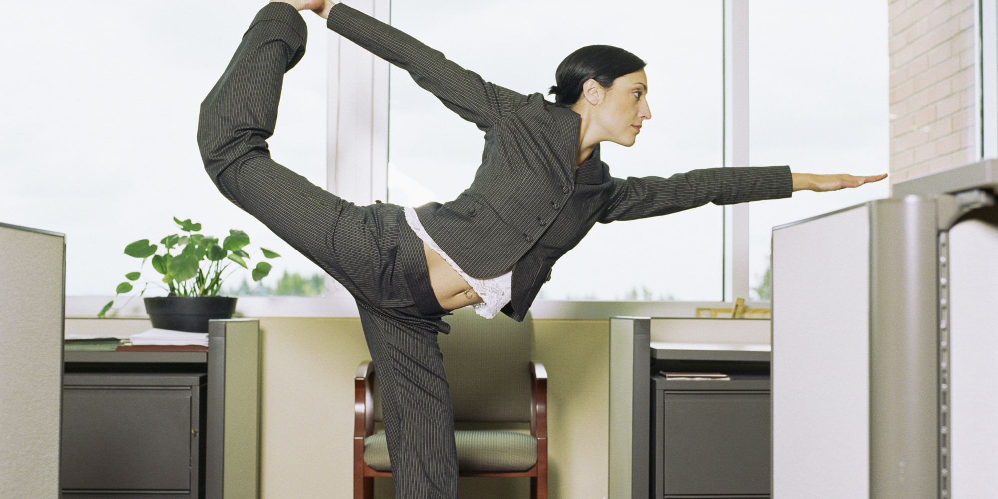 Is Your Office Space Yoga-able? | Lauren Coles