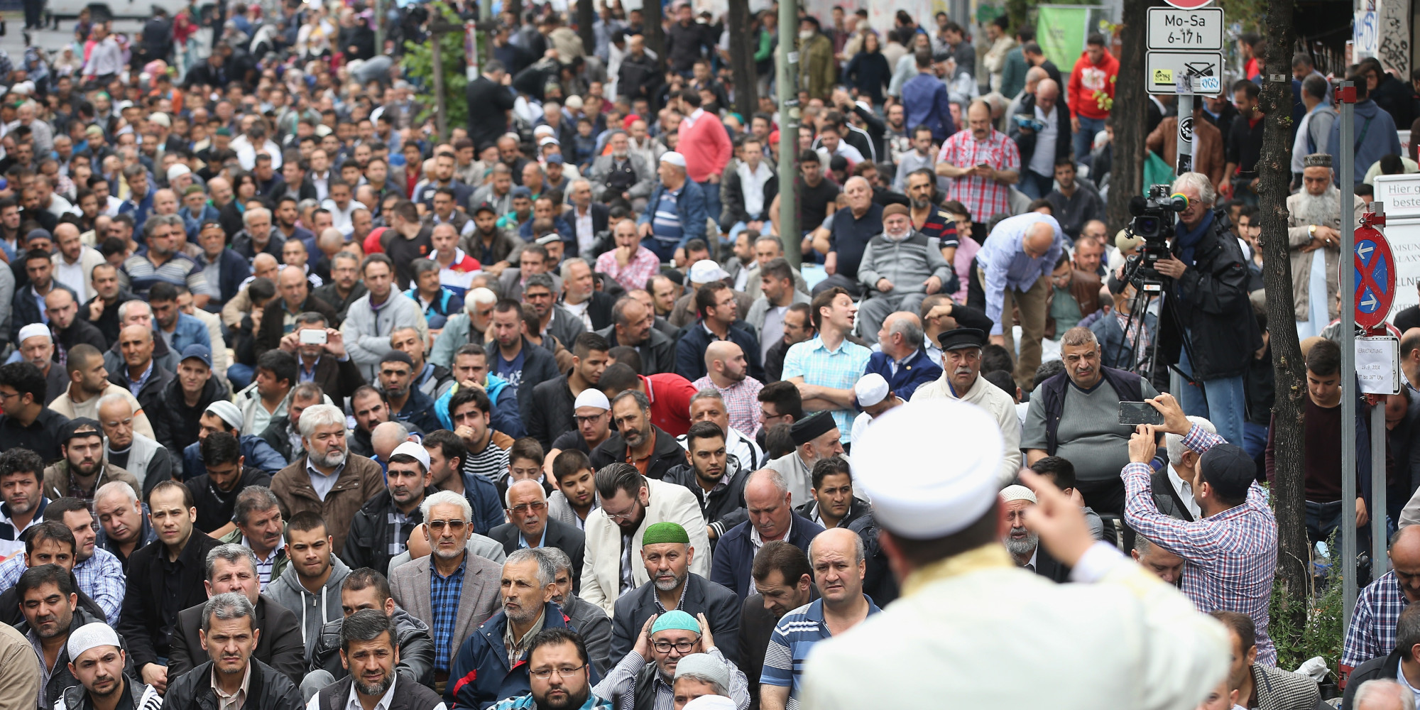 German Muslims Turn Out In Force For Nationwide Protest