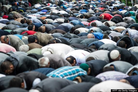 german muslim