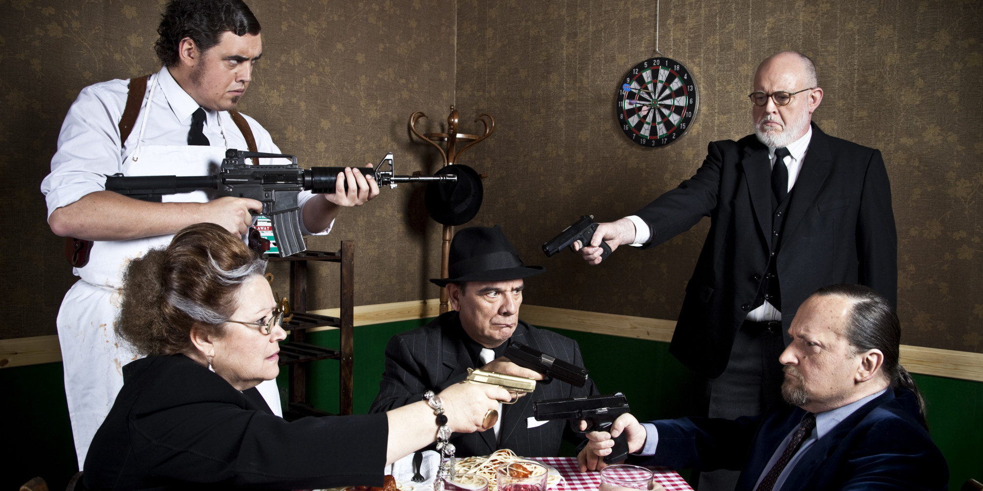 how to become a mafia godfather