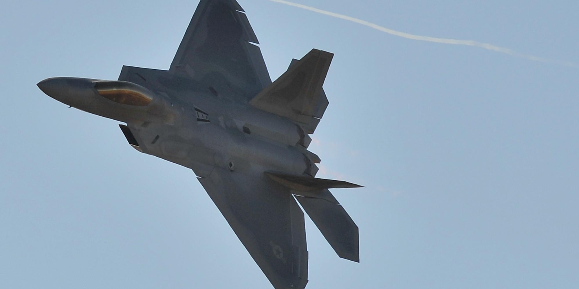 U.S. Fighter Jets Intercept Russian Aircraft
