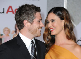 Dave Annable Odette Yustman Married