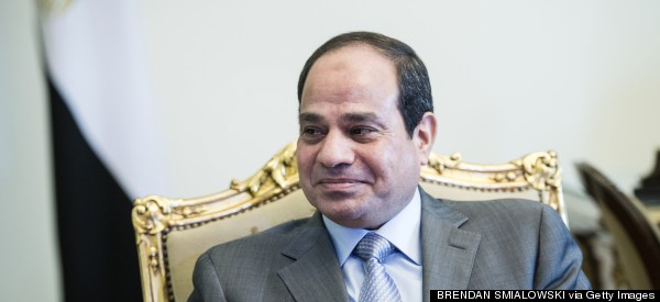 Egypt's President Says Will Give Any Support Needed In Fight Against ISIS
