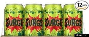 SURGE SODA