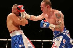 George Groves fighting Christopher Rebrasse | Pic: PA