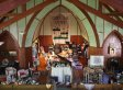 America's Weirdest Yard Sale Is In This Beautiful, Defunct Church